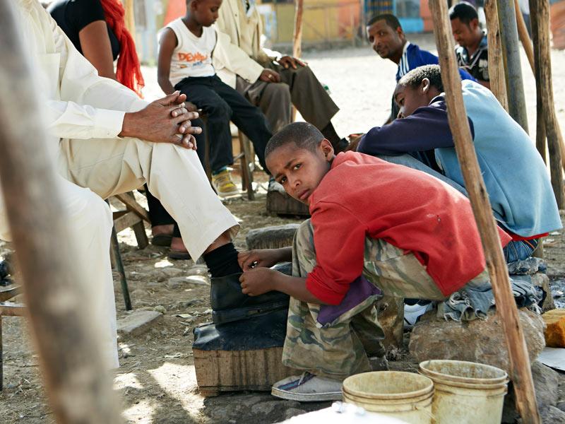Bildergalerie Kinderarbeit