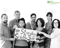 The works council of HGFD – SOS Children's Villages worldwide supports all colleagues in Ebola affected areas:We are #StandingSideBySide