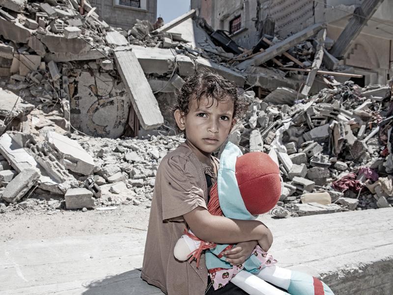 Gazastreifen hilfe f r kinder in not sos kinderd rfer for Die kinder des