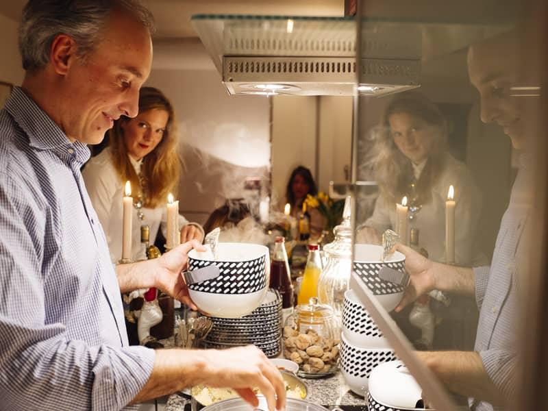 Essen Reden Spenden Myself Supper Club Sos Kinderdörfer Weltweit