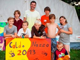 Caldonazzo 2013: Happy Birthday! - Foto: Mark Garner